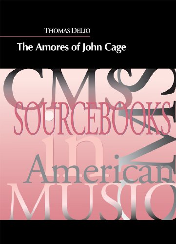 The Amores of John Cage (Mixed media product): Thomas Delio