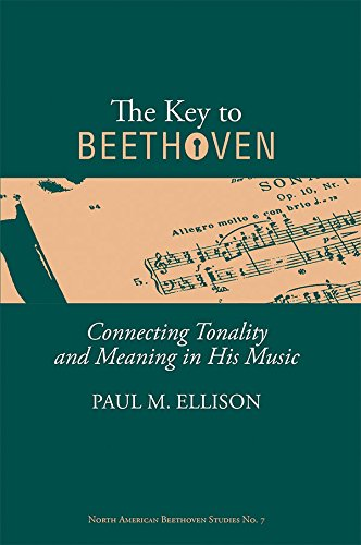 9781576472026: The Key to Beethoven: Connecting Tonality and Meaning in His Music (North American Beethoven Studies)