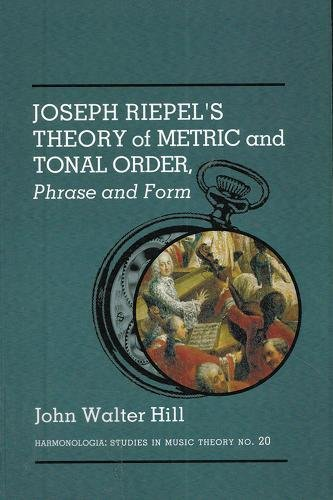 Joseph Riepel s Theory of Metric and: John Walter Hill
