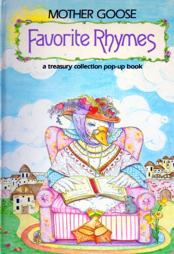 9781576571651: MOTHER GOOSE FAVORITE RHYMES A Treasury Collection Pop-Up Book