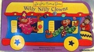 Willy Nilly Clowns (Jo-Jo's Circus Train) (9781576572832) by Nancy Parent