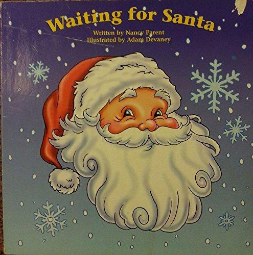 9781576573853: Title: Waiting for Santa Christmas board book