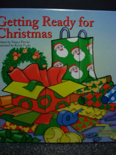 9781576575512: Getting Ready for Christmas (A Pop-Up Book)