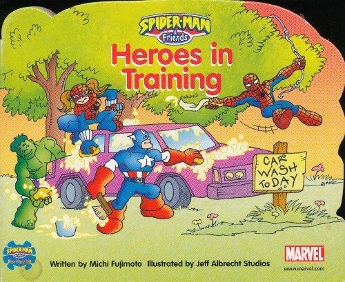 Heroes in Training (Spider-Man & Friends): Michi Fujimoto