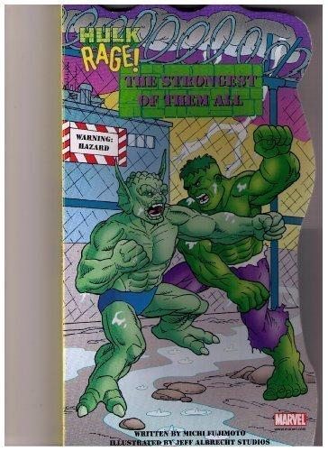9781576578629: The Strongest of All. Hulk (Hulk Rage Series)