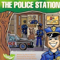 9781576579015: The Police Station (A Visit To... Books)