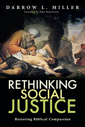 9781576587935: Rethinking Social Justice: Restoring Biblical Compassion