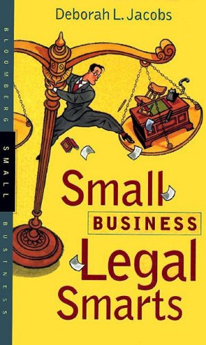 9781576600207: Small Business Legal Smarts