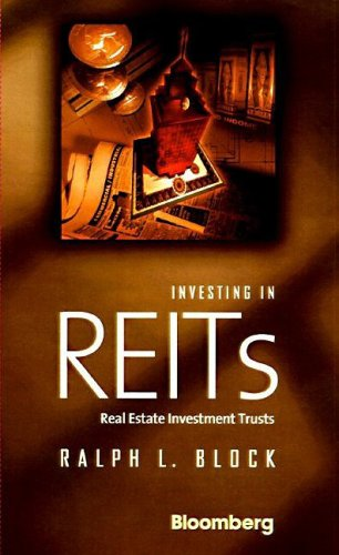 9781576600559: Investing in REITs: Real Estate Investment Trusts