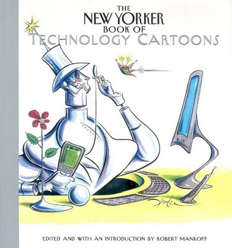 9781576600757: The New Yorker Book of Technology Cartoons