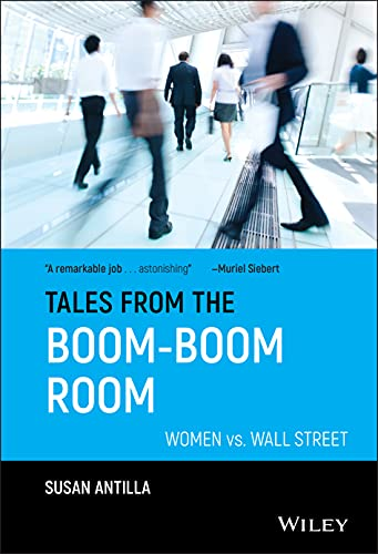 9781576600788: Tales from the Boom-Boom Room: Women vs. Wall Street
