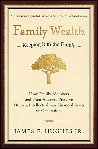 9781576601518: Family Wealth: Keeping It in the Family--How Family Members and Their Advisers Preserve Human, Intellectual, and Financial Assets for Generations