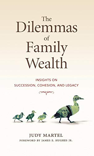 9781576601907: The Dilemmas of Family Wealth: Insights on Succession, Cohesion, and Legacy