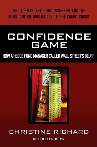 9781576603376: Confidence Game: How a Hedge Fund Manager Called Wall Street's Bluff