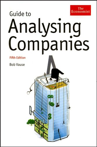 Guide to Analysing Companies (The Economist): Bob Vause