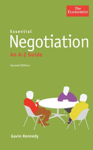 9781576603529: Essential Negotiation: An A to Z Guide