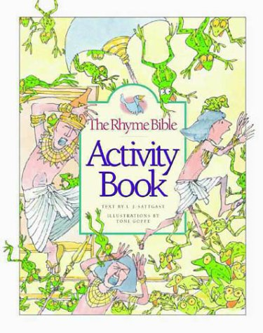 9781576730508: The Rhyme Bible Activity Book