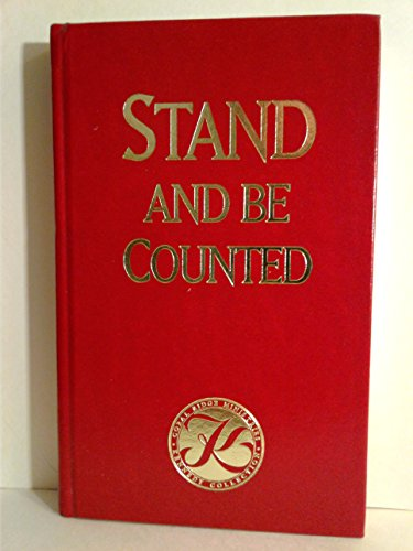 9781576730850: Stand and Be Counted