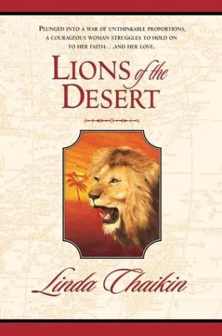 Lions of the Desert (Egypt Trilogy #2)