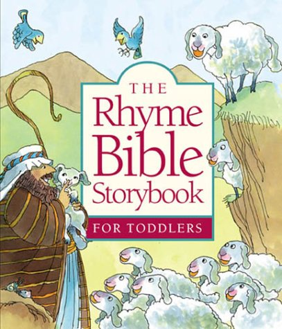 Toddler Rhyme Bible (157673319X) by L.J. Sattgast