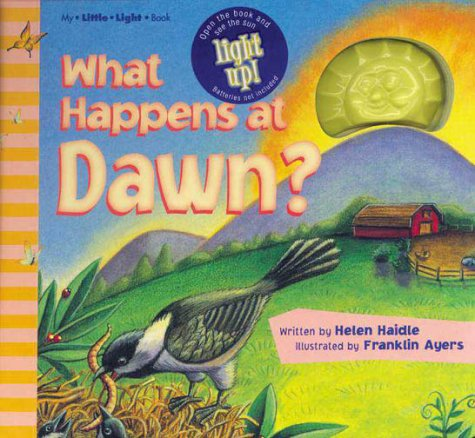 9781576735596: What Happens at Dawn: My Little Light Book