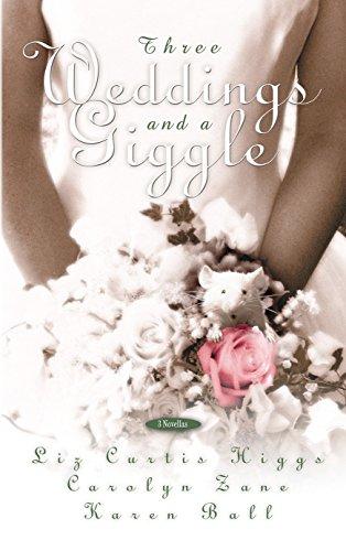 9781576736562: Three Weddings and a Giggle