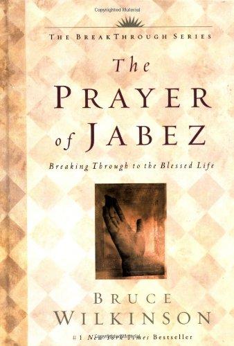 9781576737330: The Prayer of Jabez (Breakthrough)