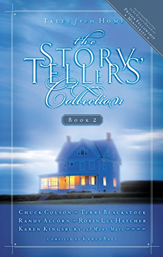 The Storytellers' Collection Book 2: Tales from Home