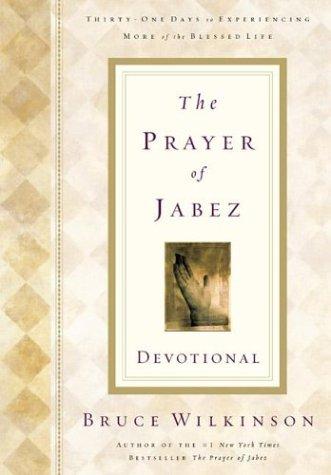 9781576738443: The Prayer of Jabez: Devotional