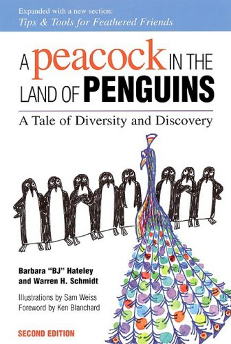 A Peacock in the Land of Penguins: Barbara B J