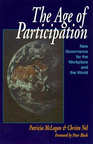 The Age of Participation: Patricia McLagan