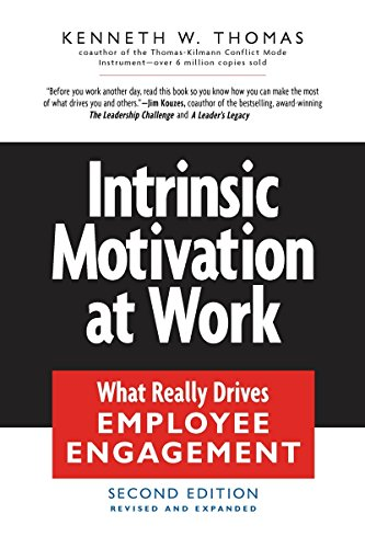 9781576750872: Intrinsic Motivation at Work: Building Energy and Commitment