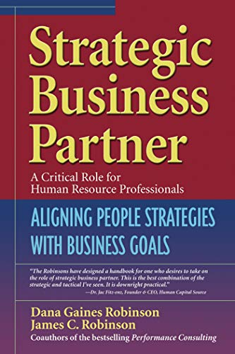 9781576752838: Strategic Business Partner: Aligning People Strategies with Business Goals