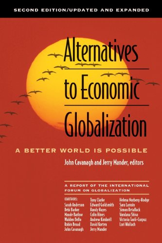 Alternatives to Economic Globalization [Second Edition/Updated and Expanded]: Cavanagh, John; ...