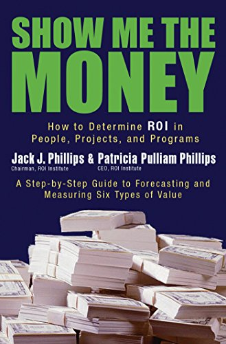 9781576753996: Show Me the Money: How to Determine ROI in People, Projects, and Programs