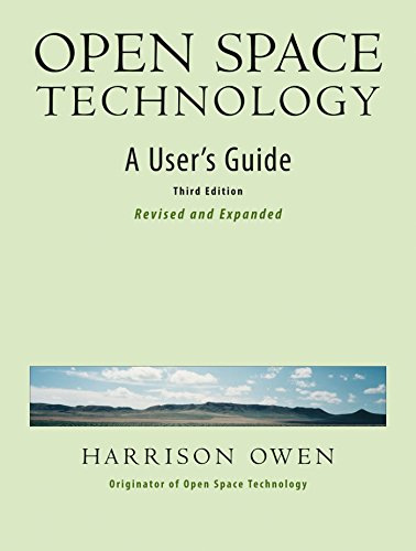9781576754764: Open Space Technology. A User's Guide.