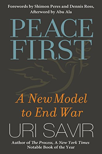 9781576755969: Peace First: A New Model to End War