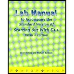 9781576760512: Starting Out With C++ Lab Manual