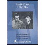 9781576807927: American Cinema -DVDs (6)