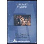 9781576807941: Literary Visions - 6 DVD Set (Literary Visions)
