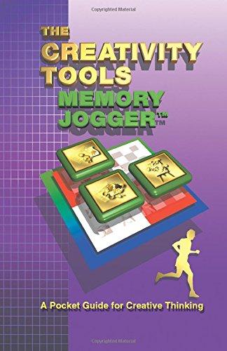 9781576810217: The Creativity Tools Memory Jogger