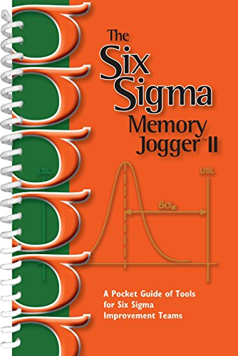 Six Sigma Memory Jogger Ii, The: A