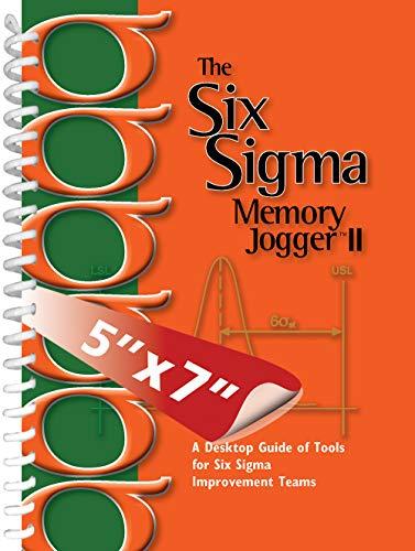 9781576810644: The Six Sigma Memory Jogger II Desktop Guide