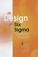 9781576810651: The Design for Six SIGMA Memory Jogger: Tools and Methods for Robust Processes and Products