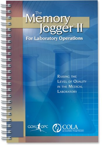 9781576811023: The Memory Jogger II for Laboratory Operations: Raising the Level of Quality in the Medical Laboratory