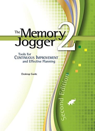 9781576811177: The Memory Jogger 2: A Desktop Guide of Tools for Continuous Improvement and Effective Planning (Spiral)