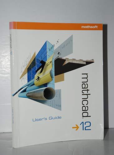 9781576822975: MathCAD 12 User's Guide (English Edition)