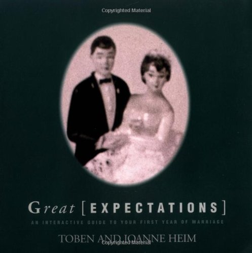 9781576831939: Great Expectations: An Interactive Guide to Your First Year of Marriage