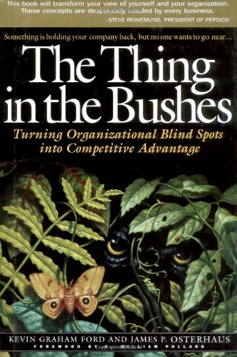 The Thing in the Bushes : Turning: Kevin Graham Ford,