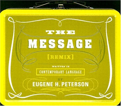 9781576834541: The Message Remix: The Bible in Contemporary Language